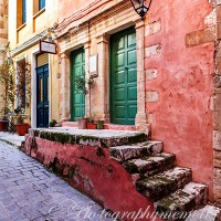 I paused, admiring the mediterranean facades of earthy hues decaying yet defiant in their timeless beauty.